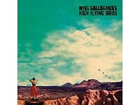 2 STANDING NOEL GALLAGHER TICKETS 7TH MAY - LEEDS FIRST DIRECT ARENA