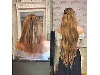 PRO HAIR EXTENSION FITTING FROM ONLY £30!! *XMAS SPECIAL!*