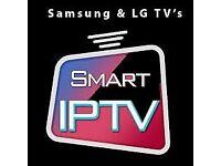 Smart IPTV / Firestick / Fire TV / Android / Mag / Samsung / LG / Sony / Hinense / FHD