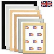 A4 Silver Picture Frames