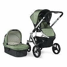 Uppa Vista - full set - buggy/stroller, bassinet and buggy-board
