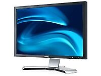 "19"" DELL Ultra - Sharp Widescreen TFT Computer PC Monitor Screen 1440 x 900 -- 1 YEAR WARRANTY"