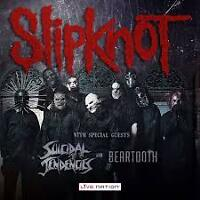 TWO Slipknot/Suicidal Tendencies tickets (Rexall Place)