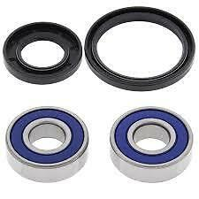 Yamaha YZF600 YZF600R 1995 1996 1997 1998 Front Wheel Bearings Seals Kit 25-1472