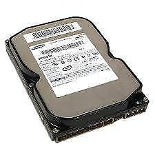Hard Drive 80Gb IDE Samsung SP0802N