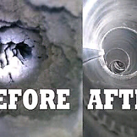 Air duct cleaning ( not a blowing scam)