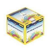 Panini Sticker Box