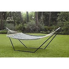 I Am looking  for outdoor hammock stand