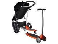 Kids Scooter / Stroller Board. Amazon Price £125!
