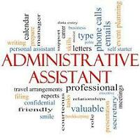 Administrative Assistant position available