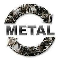 Free Scrap Metal removal  ...Recycle your junk!!!