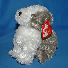 Herder the dog Ty Beanie Baby stuffed animal