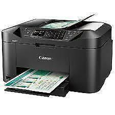 Canon MAXIFY MB2120 Wireless All-in-One Inkjet Printer with 2.5 LCD, Fax, ADF, 2-Sided Printing & 250 Page Cassette