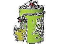 DANISH MODERN BODUM BISTRO ELECTRIC CITRUS JUICER 1149 GREEN