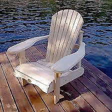 White Pine Muskoka Chair Kit  BC201