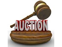 GENERAL AUCTION WEDNESDAY 31st AUGUST 2016 - ITEMS ACCEPTED ON THE DAY BETWEEN 12am TO 4.30pm