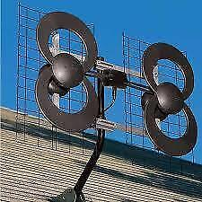 Antenna Direct C4 Ultra Long-Range Digital TV Antenna UHF ANTENNA DIRECT DB4E, DB8E, C2V AT TECH VISION ELECTRONICS