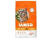 IAMS 300G CHICKEN DRIED CAT FOOD £1 ONLY LOADS OF OTHER CAT FOODS AVAILABLE COLLECTION SPEKE