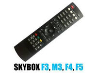 skybox openbox remotes replace your old with new one