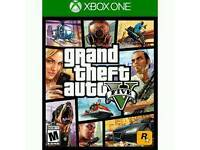Gta 5 for xbox one wanted