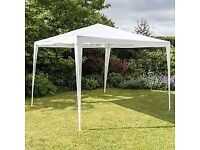 wanted white gazebo ( please read )