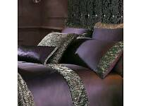 Kylie minougue purple double duvet