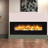 "60"" Build-In Electric Fireplace ***LOG ***LIMITED TIME SPECIAL**"
