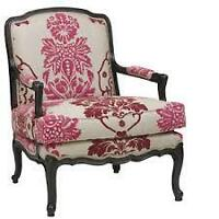 Luv A Chair Fabric and Upholstery