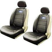 Mustang Black Leather Seats