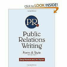 Public Relations Writing, Form and Style Windsor Region Ontario image 1