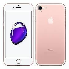 iPhone 7 128GB Rose Gold UNLOCKED ( including Freedom / Chatr ) 9/10 condition  $360 FIRM
