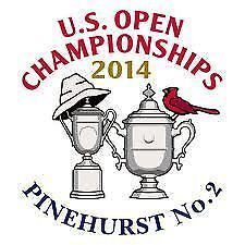 Womens US Open Championships Golf Tickets 06/18/14 (Pinehurst) - 2 Tickets