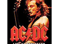 Looking for members for an AC/DC tribute band