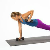 In-Home Personal Training (Edmonton and Area)