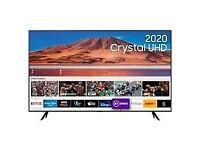 "UE43TU7100 43"" HDR Smart 4K TV uhd"