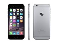 NEW IPHONE 6S 64GB SPACE GREY UNLOCKED (PHONE ONLY) A+