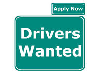 SELF-EMPLOYED VAN DRIVERS REQUIRED FOR REGULAR WORK IN THE BIRMINGHAM AREA