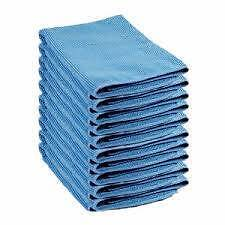 ProClean Products Micro Fibre Cloths 10 Pack Southport Gold Coast City Preview