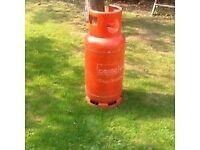 Full 19 kg propane gas calor
