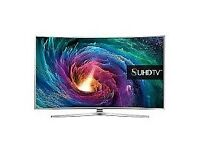 Samsung UE55JS9000, 3D, SUHD LED, Curved