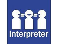 Face to Face and Telephone Interpreter Hindi/ Panjabi/ Urdu/ Mirpiri/ Languages