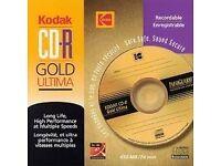 KODAK CD-R GOLD ULTIMA