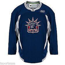 New York Rangers Practice Jersey a892cb059