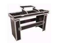 Omnitronic Console Road Table flightcase stand