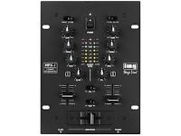 IMG Stage Line MPX-1/BK Stereo DJ Mixer