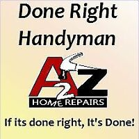HANDYMAN AVAILABLE(All Kinds of Home Improvements)647-289-3114