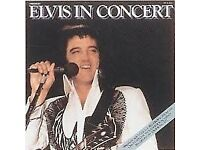 Elvis in concert Tickets Birmingham Genting Arena 27th November