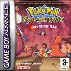 Pokemon Mystery Dungeon Red Rescue Team losse cassette