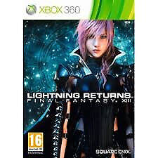 XBOX 360 FINAL FANTASY LIGHTNING RETURNS (LOTS OF OTHER TITLES IN STORE)