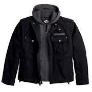 Harley Davidson 3 in 1 Jacket